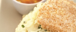 Coconut crusted mahi with horseradish_hero_0