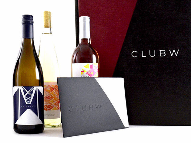 Club W Stock Photo