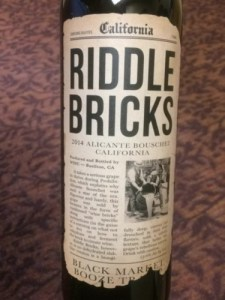 Riddle Bricks