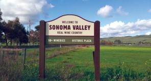 Sonoma Sign