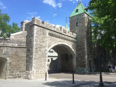 Quebec City Gate