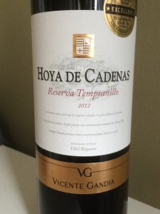 Hoya De Cadenas